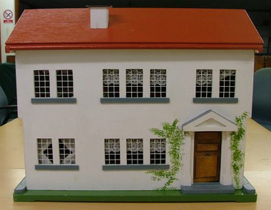 Limited edition doll's house to be auctioned to help beat SCAD