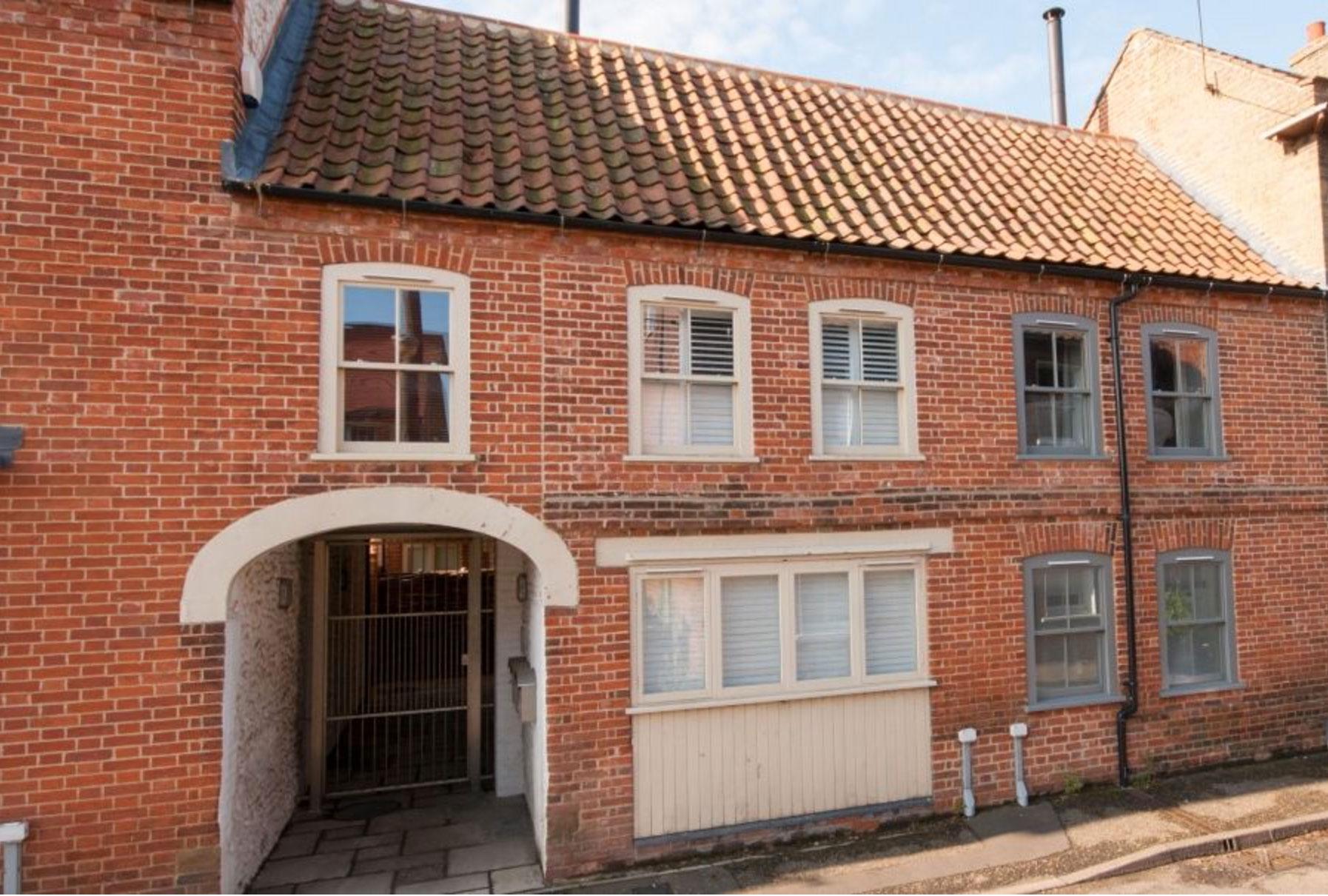 Norfolk-cottage