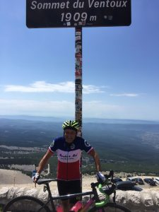 Ventoux-summit