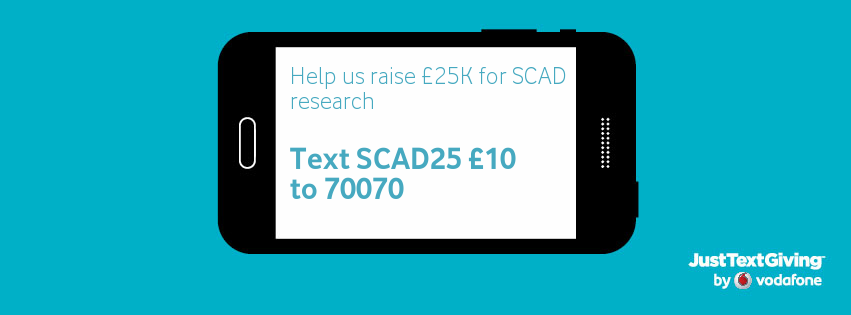 Beat SCAD launches donations by text