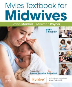 Myles Textbaook for Midwives cover